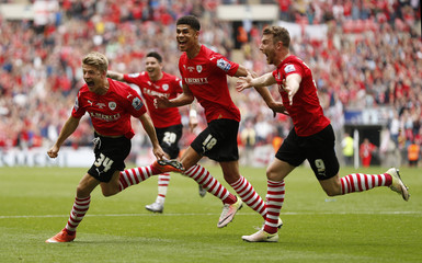 Barnsley v Millwall - Sky Bet Football League One Play-Off Final
