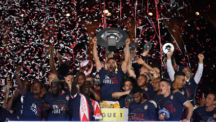 AS Monaco v Saint-Etienne - Ligue 1