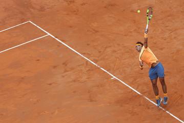 Tennis - Italy Open Men's Singles Quarterfinal match - Novak Djokovic of Serbia v Rafael Nadal of Spain - Rome, Italy