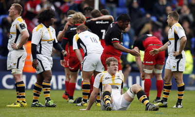 Saracens v Wasps - European Rugby Cup Semi Final