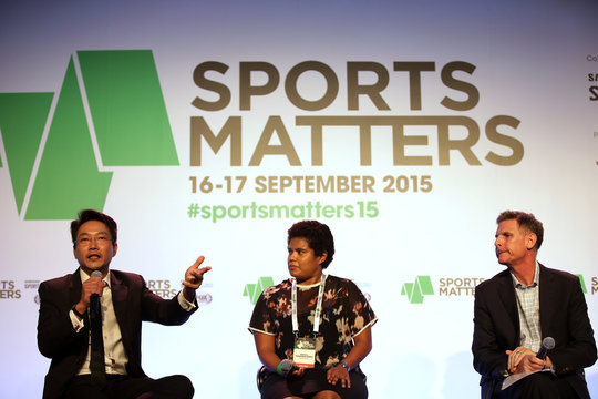 Sports Matters Conference 2015