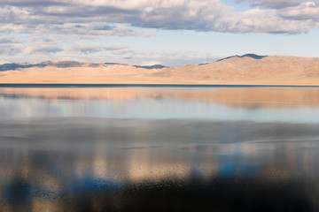 Walker Lake Great Basin Western Nevada Mineral County