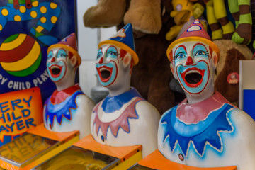 Clowns - the show is in town