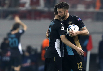 Olympiakos v Arsenal - Champions League Group Stage