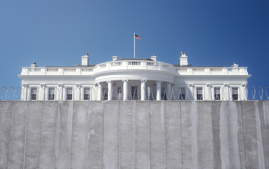 White House Wall 03