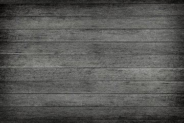 Wood wall plank black texture background