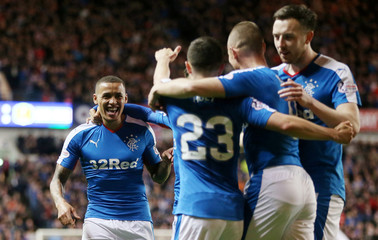 Rangers v Dumbarton - Ladbrokes Scottish Championship