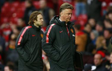 Manchester United v West Bromwich Albion - Barclays Premier League