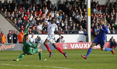 England v Bosnia & Herzegovina - UEFA European Under 21 Championship Qualifying Group Nine