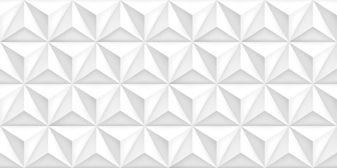 Vector triangles retro gray background, mesh gradient, geometric wallpaper, light pattern