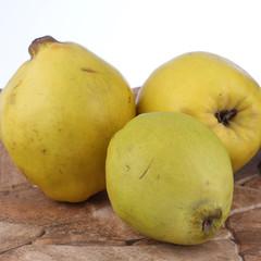Fresh fruit on the chopper
