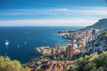 Monaco et Port Hercule