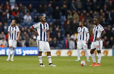 West Bromwich Albion v West Ham United - Barclays Premier League