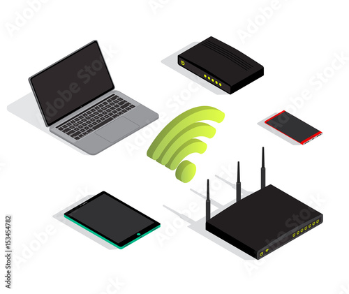 how to connect to my router from a smart fone