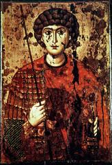 Icon George George Pobedonosets
