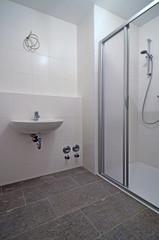 Sanierung Bad, neues Bad