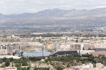 Rico Perez football stadium