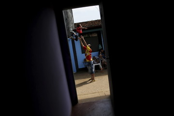 The Wider Image: Brazil's Prisons - A Life Beyond Crime