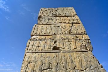 Persepolis city and ruins