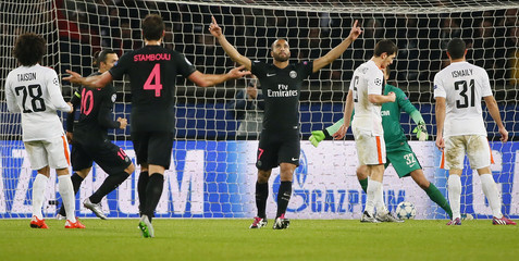 Paris St Germain v Shakhtar Donetsk - Champions League Group Stage - Group A -