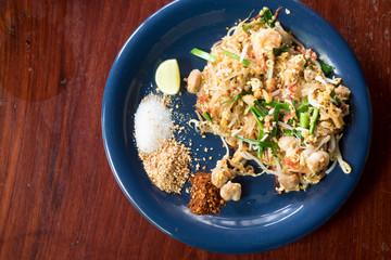 Thai name is Pat Thai, Thai food