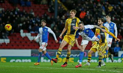 Blackburn Rovers v Fulham - Sky Bet Football League Championship