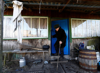 The Wider Image: Chernobyl - living in the exclusion zone