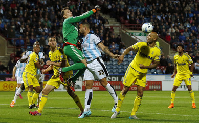 Huddersfield Town v Nottingham Forest - Sky Bet Football League Championship