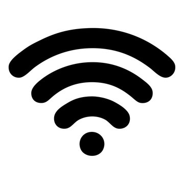 WiFi icon rounded