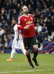 West Bromwich Albion v Manchester United - Barclays Premier League