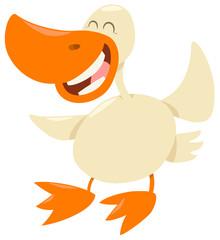 duck farm animal character