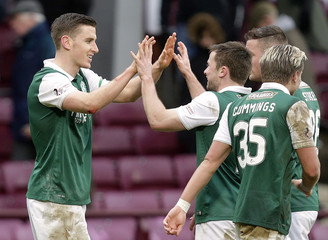 Heart of Midlothian v Hibernian - William Hill Scottish FA Cup Fifth Round