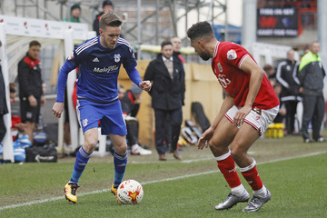 Bristol City v Cardiff City - Sky Bet Football League Championship