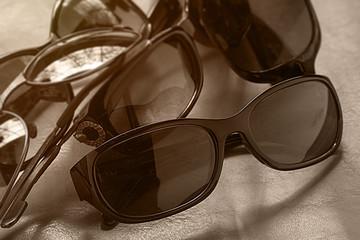 Sepia tone sunglasses shop online discounts