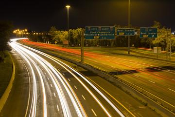 Montreal highway