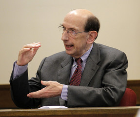 Dr. Phillip Resnick testifies on T.J. Lane during a hearing into his competency to face trial in Chardon