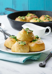 Garlic knot. Garlic bread. Italian Knots Recipe. Easy Garlic Parmesan Knots. Homemade garlic bread.