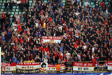 Club Brugge v Manchester United - UEFA Champions League Qualifying Play-Off Second Leg