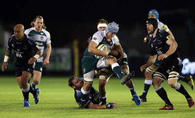 Newcastle Falcons v Leicester Tigers - Aviva Premiership