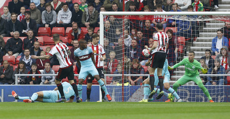 Sunderland v West Ham United - Barclays Premier League