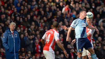 Arsenal v West Ham United - Barclays Premier League