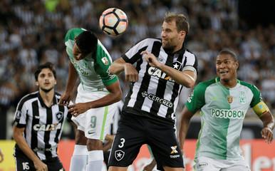 Soccer Football - Copa Libertadores - Brazil's Botafogo v Colombia's Atletico Nacional