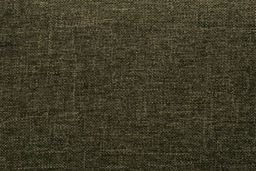 canvas. dark gray natural linen fabric texture for the background.
