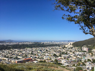 Grand View of San Francisco