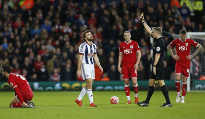 West Bromwich Albion v Bristol City - FA Cup Third Round