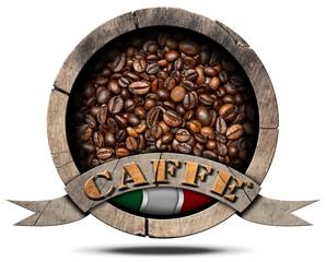 Italian Coffee Symbol - Caffe Italiano