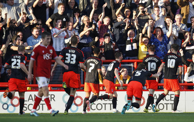 Bristol City v Fulham - Sky Bet Football League Championship