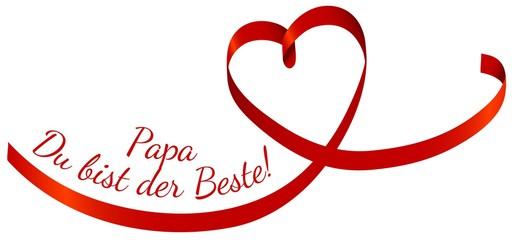 Papa, Du bist der Beste!