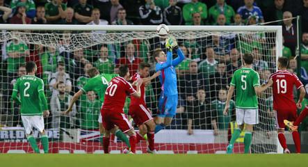 Northern Ireland v Hungary - UEFA Euro 2016 Qualifying Group F