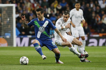 Real Madrid v VfL Wolfsburg - UEFA Champions League Quarter Final Second Leg
